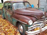 50 Plymouth deluxe amazing patina