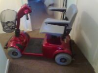 FOR SALE A PRIDE VICTORY MOBILITY SCOOTER WHICH IS IN AS NEW CONDITION AND WAS VERY SELDOM USED