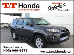 2016 Toyota 4Runner SR5* Local Car, Rearview Camera, Bluetooth/U