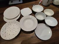 Bowls and plates for sale