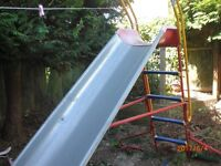 Kids Big Garden Slide