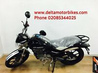 Brand New 0 miles Lexmoto oregon 125cc