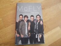 McFly - Unsaid Things... Our Story. Hardback book in excellent condition