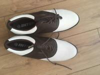 INTER Golf Shoes Size 12/46
