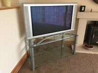 TV stand with free TV