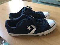 Converse size 9 new condition