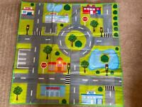 Double Sided Play Mat ~ Very Good Condition