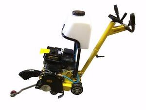 "14"" Walk behind Concrete Saw Cutter Compact design, Brand new 1year warranty ONLY $999+Free Blade"