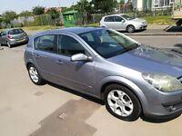 Vauxhall Astra 1.6 petrol Twinport Sxi low mileage