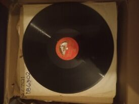 78 RPM Records Collection x52