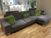 Large corner sofa for sale