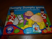 Orchard toys Humpty Dumpty Game