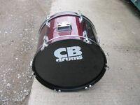 CB Bass Drum