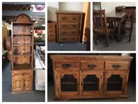 ** SECOND HAND FURNITURE FOR SALE **