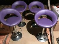 4 Sorrento Kitchen Bar Stools