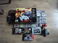 2 X NES CONSOLES AND 2 X N64 CONSOLES, 30 NES GAMES AND 26 N64 GAMES, PLUS MORE