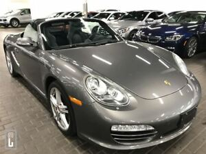 2012 Porsche Boxster ONLY 51KM, 6 SPEED TRANS