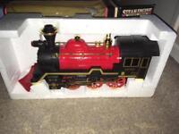 Toy steam engine