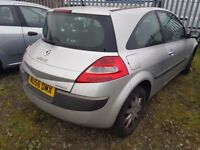 RENAULT MEGANE 1.4 ( ANY OLD CAR PX WELCOME ) EXCELLENT DRIVE,,,