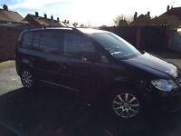 LHD left hand drive 2008 VW Volkswagen 1.9 tdi 7 seats 105 hbp manual 6 speed gearbox