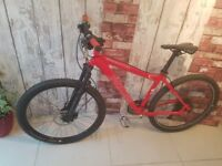 2006 Specialized Rockhopper 16Inch Mountain Bike. Great condition. Hydraulic Brakes. RRP £850