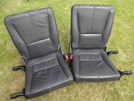 Mercedes , Mercedes Benz , ML , Rear Fold Up Seats , For Use To 7 Seater