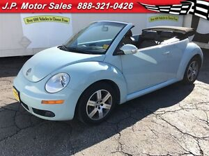 2006 Volkswagen Beetle 2.5L, Manual, Leather, Heated Seats