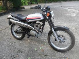 1999 HONDA CLR 125 W
