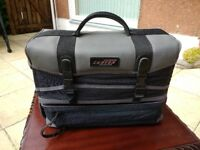 Centon camera bag 2 piece approx 330 X 150 X 240 mm high, in excellent condition.