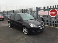 2008 Ford Fiesta 1,4 litre 5dr