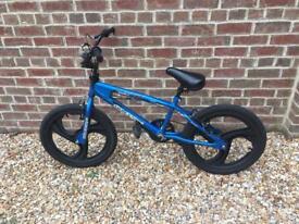 Silverfox BMX bike