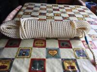 3 strand marine rope