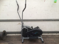 STAND UP V- FIT EXERCISE MACHINE EXCELLENT CONDITION