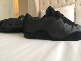 Armani leather mens shoes great condition