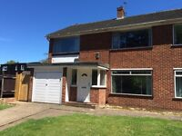 4 bedroom well presented semi in Maidstone, overlooking Mote Park close to Bearsted amenities