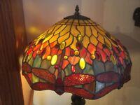 Tiffany Style Floor Lamp... Stunning