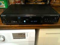 Sony old school DVD player