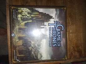 Game of Thrones 2nd Edition - New in Shrink