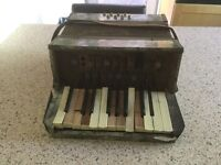 Very old Accordian