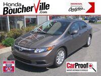 2012 Honda Civic Sdn EX TOIT MAGS