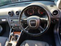 Audi a3 2.0 tdi manual 2005 full history