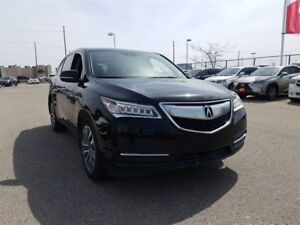 2016 Acura MDX Navigation Package | Automatic | Sunroof, Heated