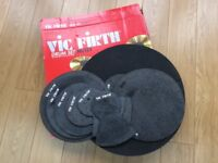 Fusion Kit of Drum mutes by Vic Firth