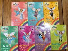 Rainbow Magic Books - The Ocean Fairies