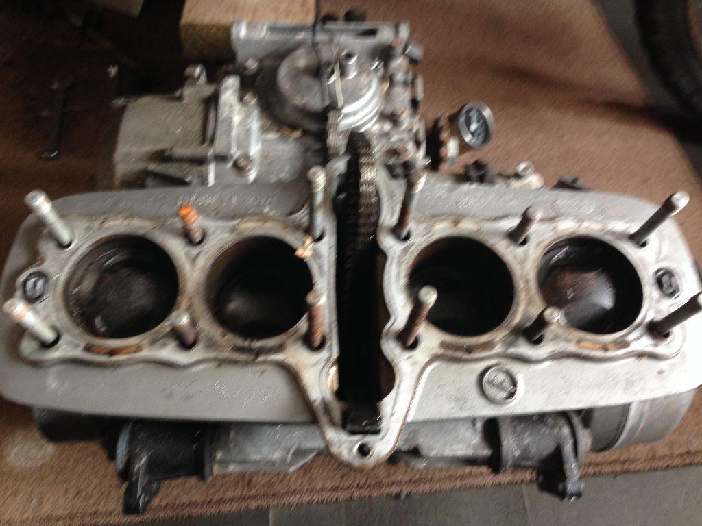 KAWASAKI ZEPHYR 750 ENGINE PARTS