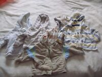 Jackets and cardigans (Next, Mothercare, Mamas & Papas) - 0 to 3 months