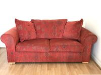 Large 2 seater sofa bed