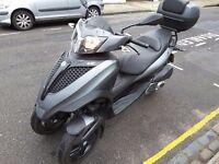 Piaggio mp3 trike three 3 wheeler only 2499