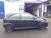 Vauxhall Corsa 1 L petrol 12 months MOT very cheap insurance and road