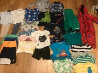 Bundle of boys clothes age 3 -4 years